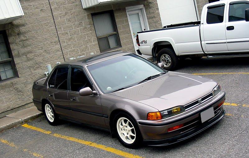 Honda Accord Maintenance Amp Repair Manual 1991 1992 1993