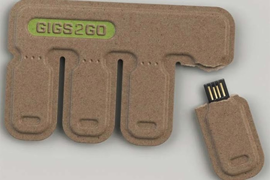Diseños ingeniosos que podrían hacerte la vida más fácil, USB