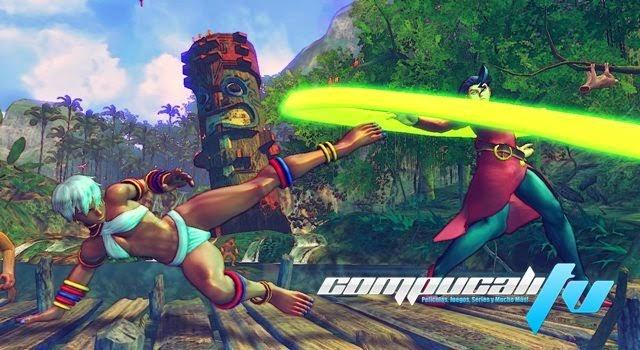 Ultra Street Fighter IV Xbox 360 Región Free Español