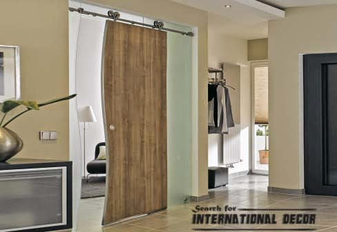Top designs of interior sliding doors latest trends for Modern sliding doors