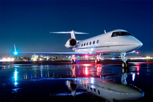 Sports Car Top 10 Super Luxury Private Jet Aircraft
