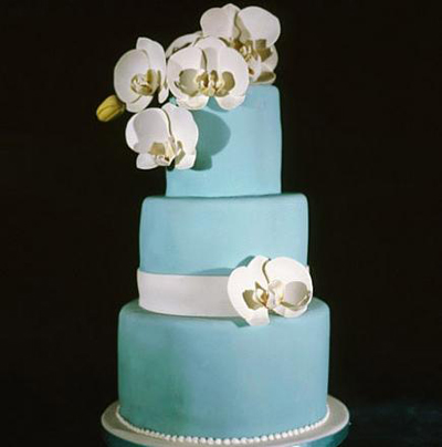 Wedding Wednesday Tiffany blue