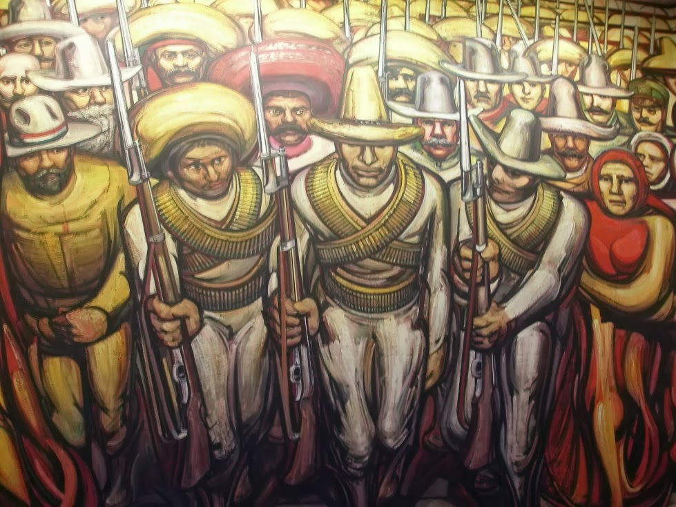 Diego Rivera Famous Murals Mexican Revolution | www ...