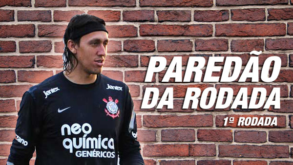 Cássio do Corinthians é o paredão da rodada do cartolafcdicas