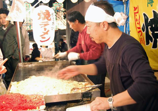 Nấu Món mì Ramen Nhật Bản
