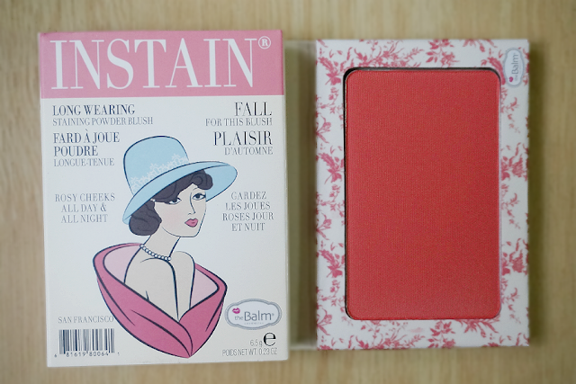 theBalm Instain in Toile