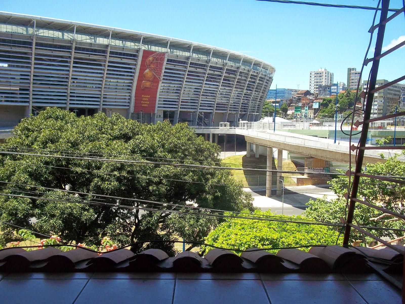 Visão para a Arena Fonte nova