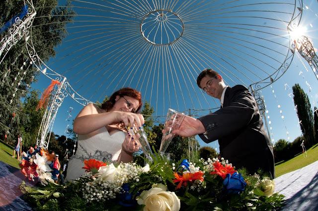 matrimonio con lo sponsor chiara e maurizio cerimonia delle sabbie