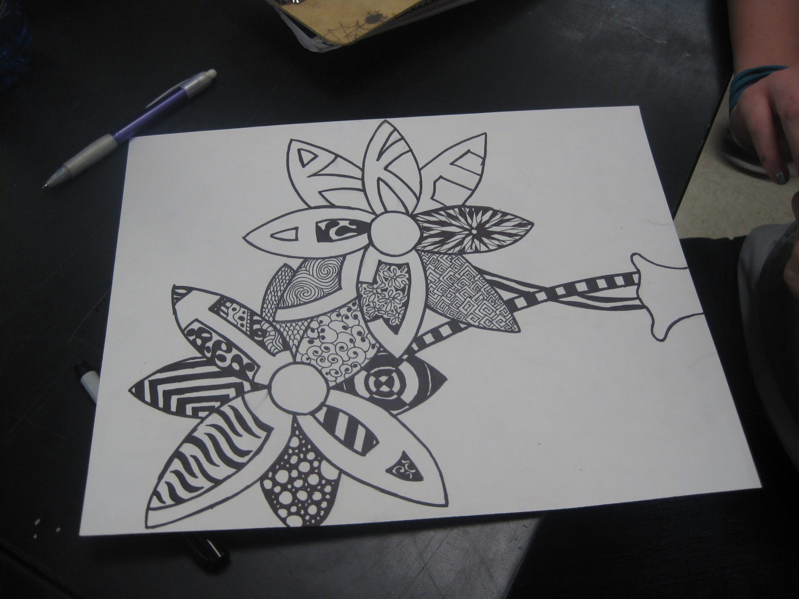 Name Design Art : Art warriors mrs hussey s th i name designs