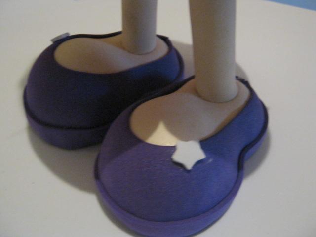 COMO ARREGLO: Zapatos Fofuchos Patrones Moldes Manualidades Foami ...