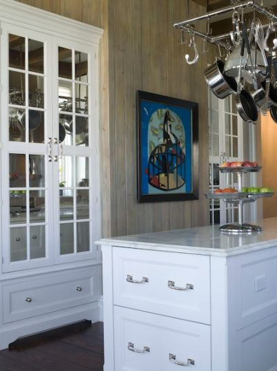 Mirrored Kitchen Cabinet Doors