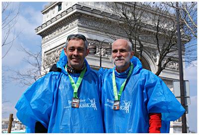 Tras la llegada del maratón de París 2013
