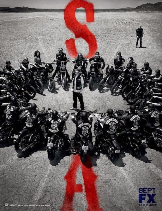 Sons of Anarchy 1ª Temporada Dublado