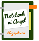 Notebook ni Angel - Angel Lea Madriñan