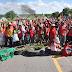 MST faz protesto na rodovia BR-304