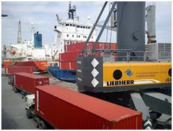 Jasa Pengiriman Barang Full Container