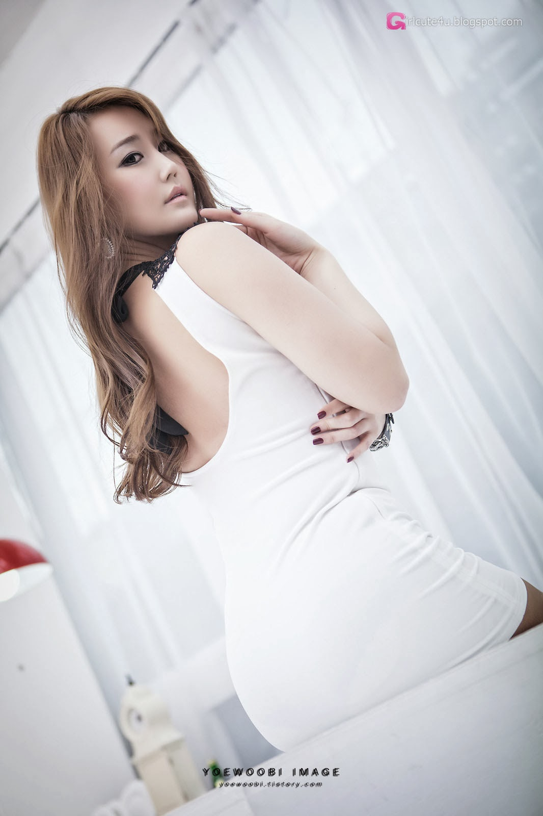 1 Lee Hyo Young - very cute asian girl-girlcute4u.blogspot.com