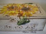 Decoupage i 3D sablona