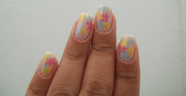 Floral Colorido