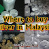 Where to buy silver in Malaysia