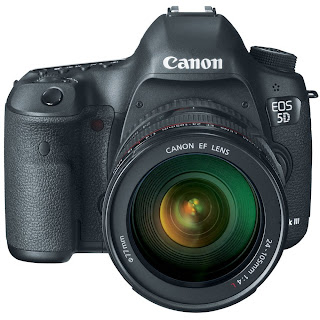 Christmas 2012 Canon Camera Deals -Canon EOS 5D Mark III