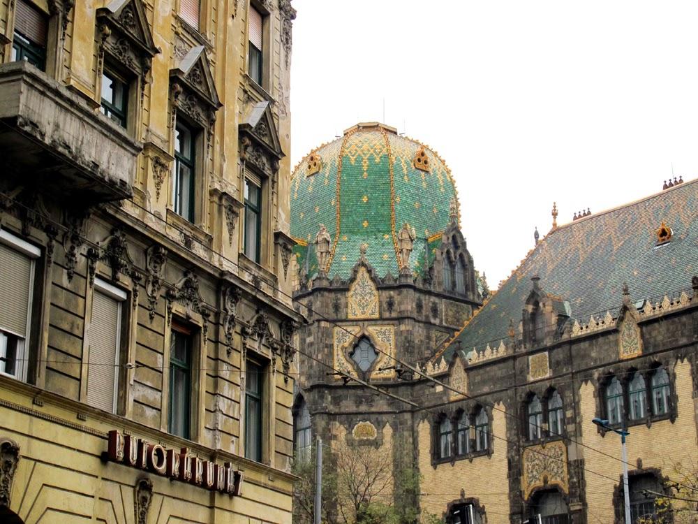 Budapest architecture, Hungary