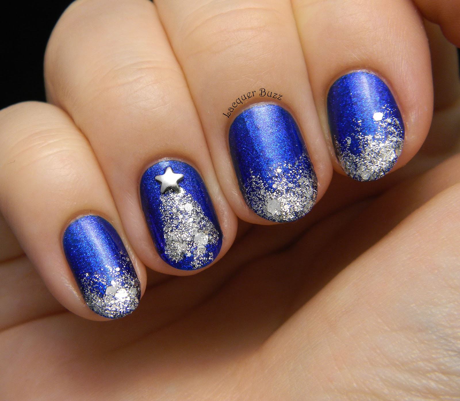 i really hope youve enjoyed this post to see more entries from this challenge follow elsas facebook page where all the photos are posted - Blue Christmas Nails