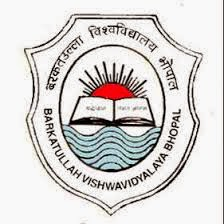 Barkatullah University Results 2016