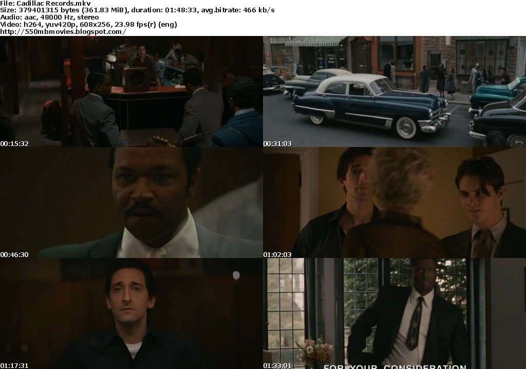cadillac records 2008. Cars Review. Best American Auto & Cars Review