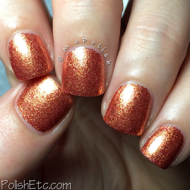 Lucky 13 Lacquer - Fury Road Collection - McPolish - Oh, What a Lovely Day!