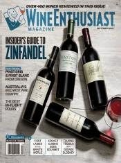 Wine Enthusiast Subscription