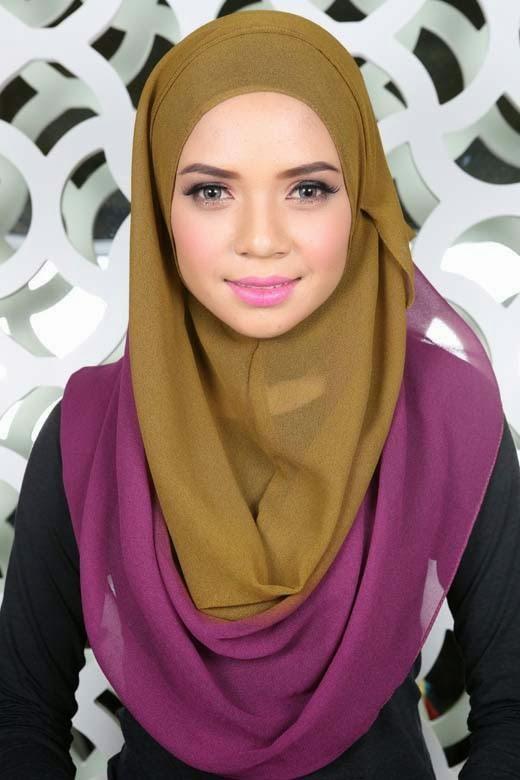 Echarpe pour hijab