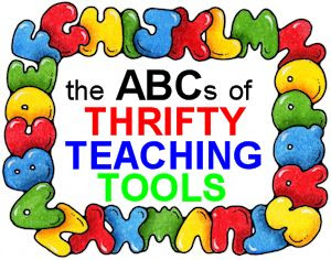 The ABCs of Thrifty Teaching Tools an Alphabet Series with KNB