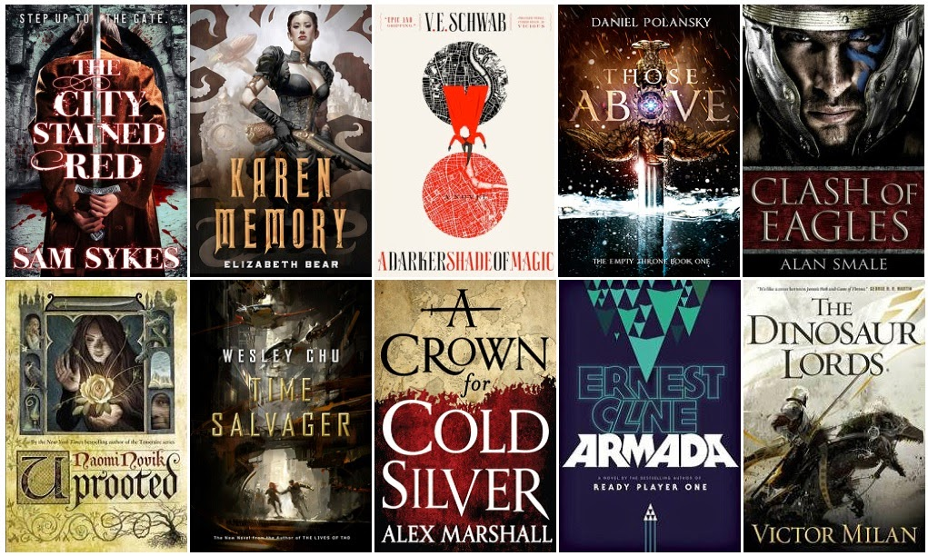 Tenacious Reader Put Together A Really Great List For Books They Are Looking Forward To In 2015 Heres Link Whats On It Well Im Glad You Asked