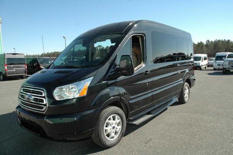 2015 Ford Transit Diesel Conversion Van