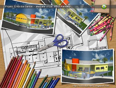 Projeto escola infantil