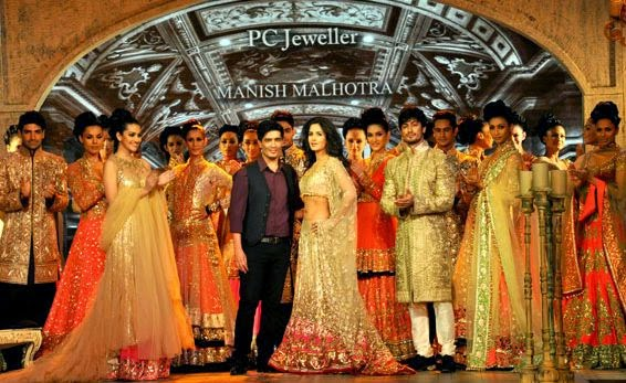 Manish Malhotra Collection at Couture Week
