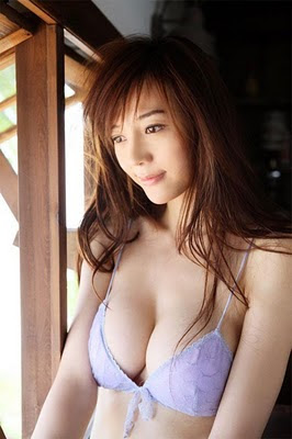 -Foto Semi Bugil Model China Zhou Wei Tong | Kawen Blog | Foto Tante