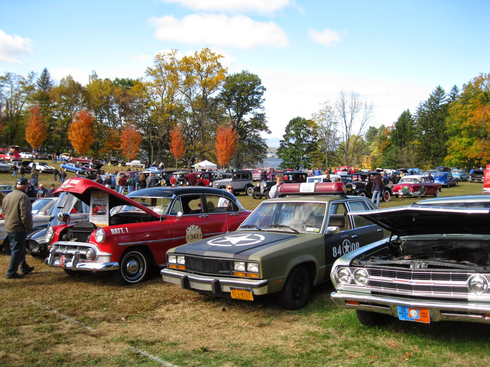Staatsburgh State Historic Site: A Gathering of Old Cars 2014 Recap