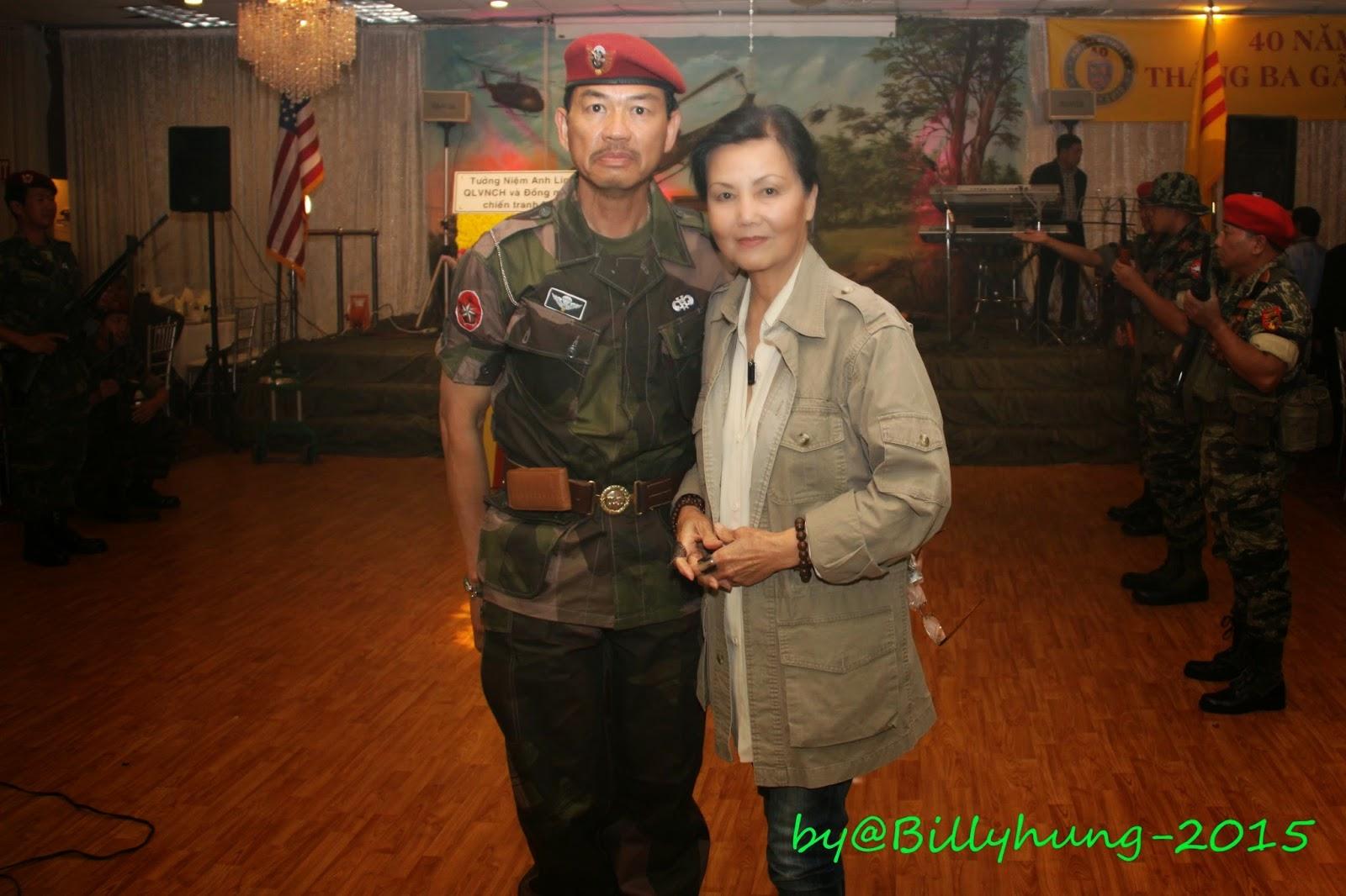 Phạm Hòa và Chị Kiều Chinh