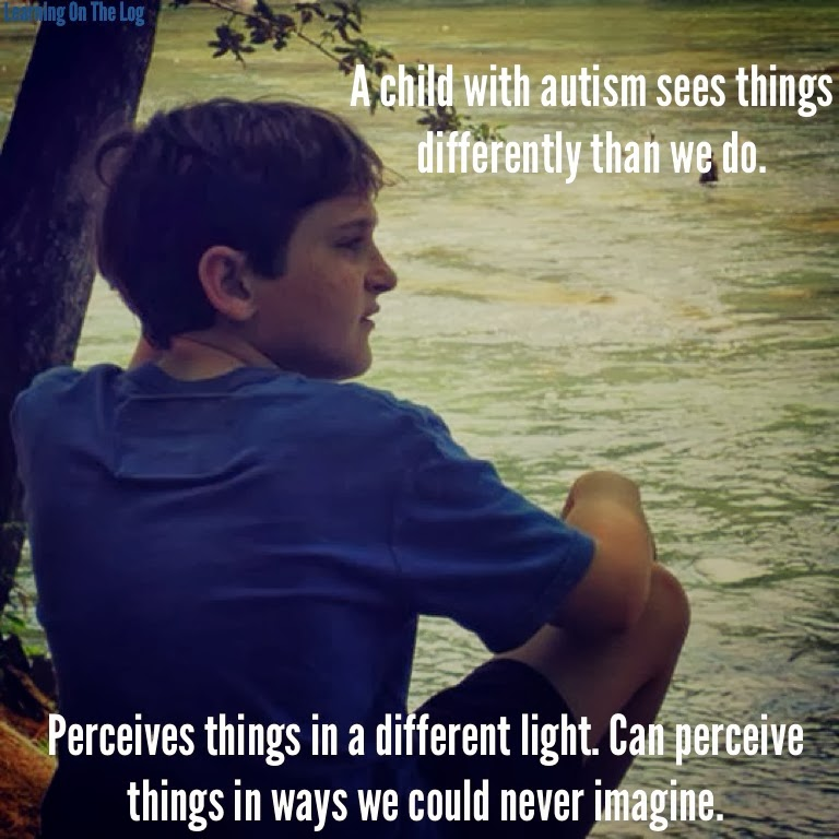 Autism Sees Things Differently