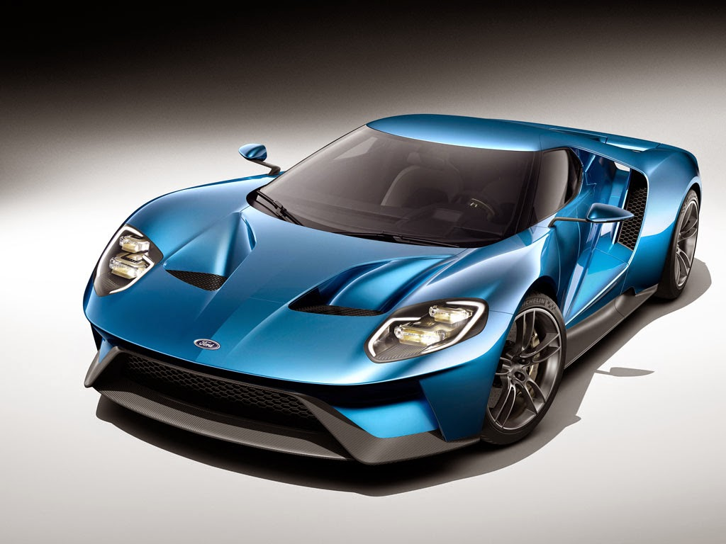 New Ford GT Supercar Debut