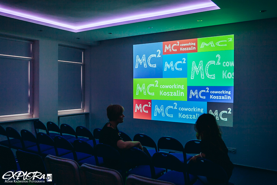 MC2 Coworking Koszalin - oficjalne otwarcie