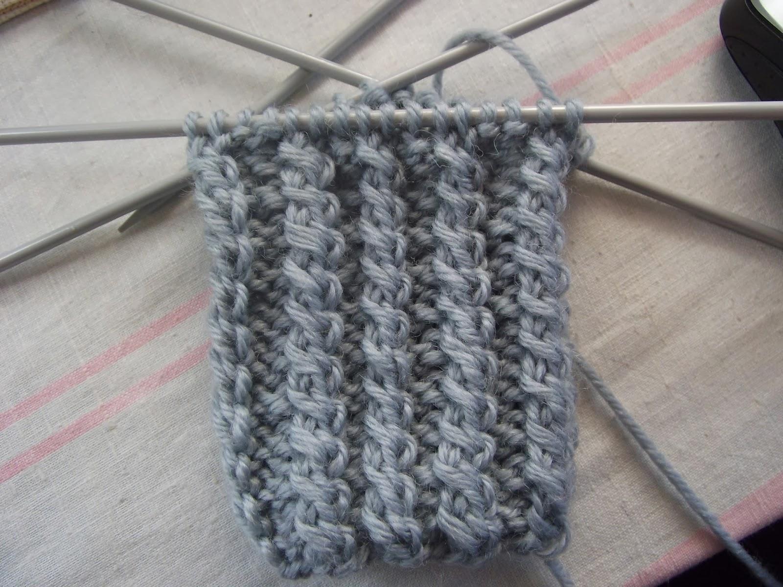 схема совы для вязания спицами