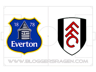 Pertandingan Fulham vs Everton