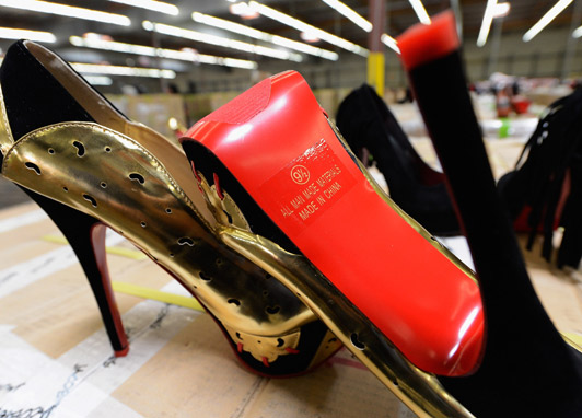 fake christian louboutin shoes