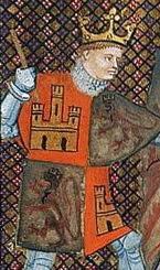 Rey de Castilla y León, Alfonso XI
