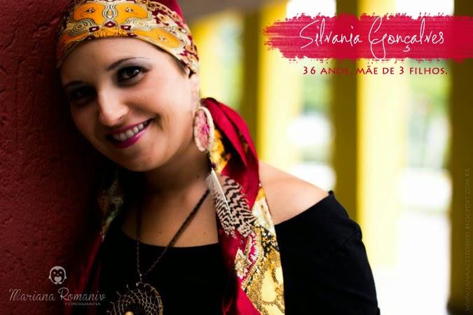 Joinville, Outubro Rosa, Silvania Gonçalves, câncer, oncologia,