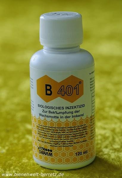 Corona apicultores insecticida biol gico contra la - Como eliminar la polilla ...