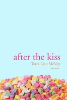 book cover of After the Kiss by Terra Elen McVoy published by Simon Pulse